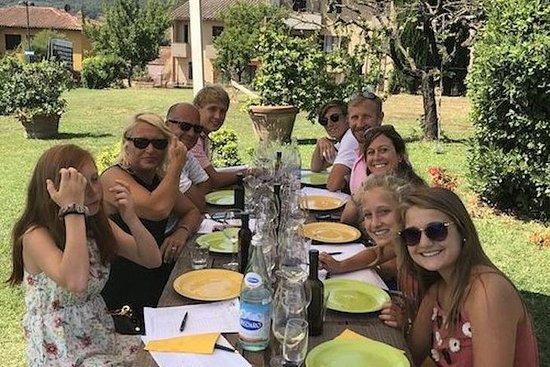 Chianti Classico的心臟 -  3間釀酒廠和午餐...