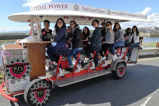 Pedal Power Pub Crawl