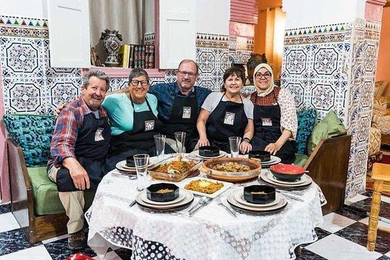 Rabat family cooking class