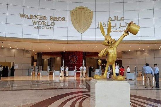 Abu Dhabi-moskee en toegangsticket voor ...