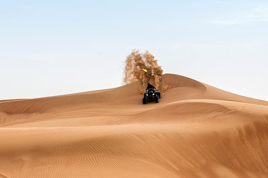 Red Dunes By Quad Bike, Sandboarding...
