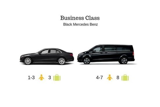 Airport Transfer - Business Class