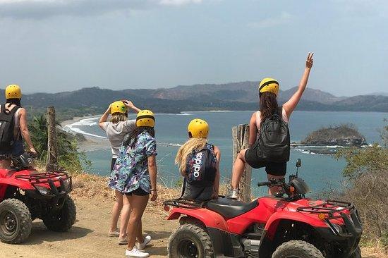 ATV strand og fjelltur