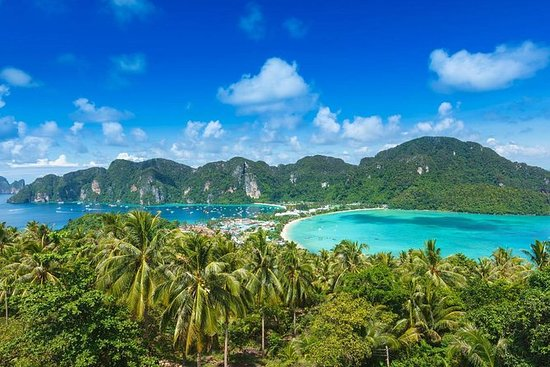 Phi Phi Islands & Maya Bay & Rang Yai...