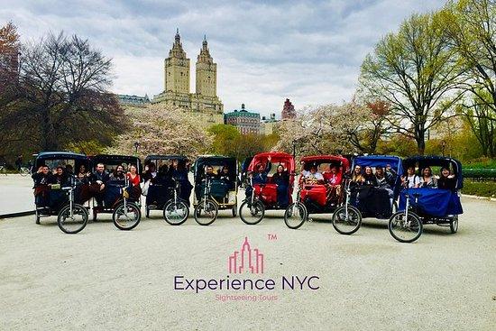 Central Park Pedicab Guided Tour