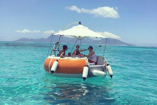 甜甜圈船 - 休息一下 - 洲際大溪地(9h-12h)