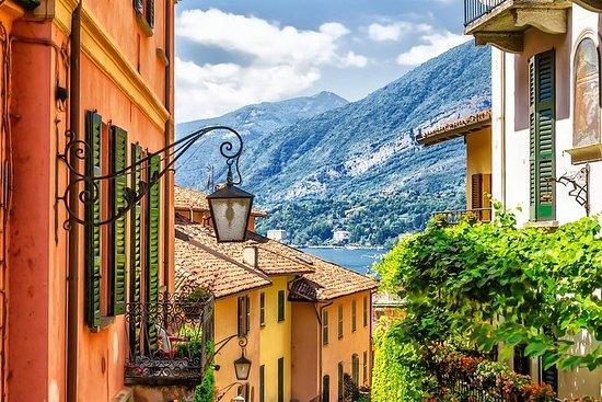 Bellagio, perle du lac (excursion en...