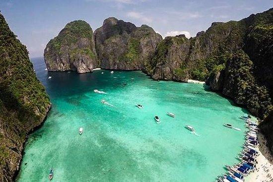 PHUKET: Join Tour PHI PHI ISLAND - KHAI...