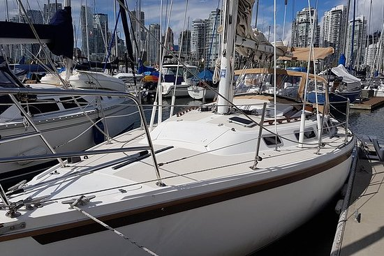 Private 3-Hour Sailing Charter in Vancouver: Sailors Delight