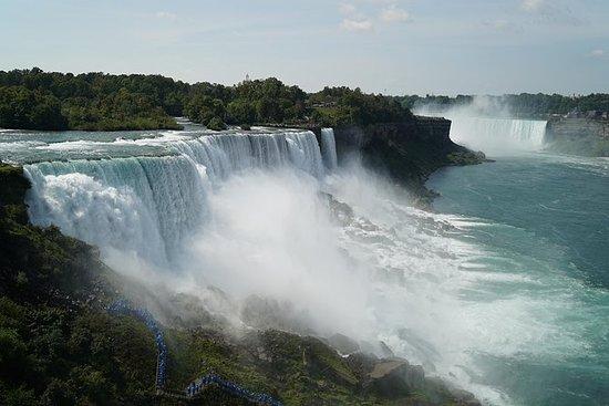 Circuit de 3 jours avec DC et Niagara...