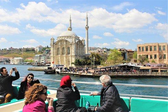 Istanbul Lunsj Cruise - Utvidet...