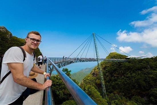 私人旅游:兰卡威天桥和缆车之旅