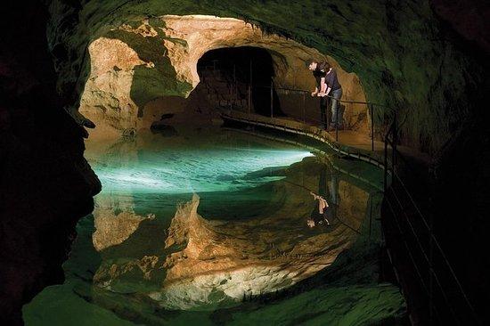 Tour privato: Jenolan Caves e Blue