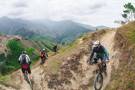 *Amazing Enduro MTB Ride: Enduro Cycling Descent