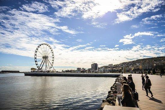 4 dagar 3 nätter Baku tour