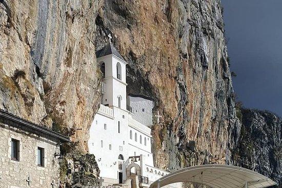 Ostrog kloster private turer