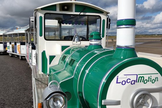 St Andrews Land Train Tours. Visite...