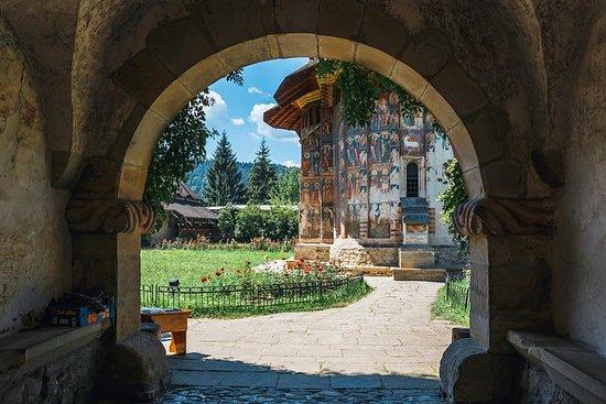 To-dagers fluktur til Bucovina og de...