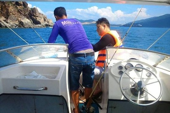 Nha Trang: tour privé de pêche