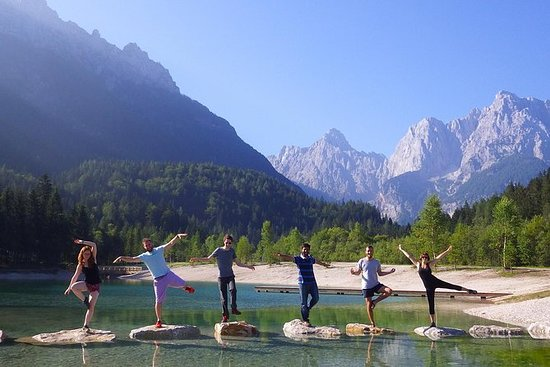 Emerald River Tour, Triglav National...