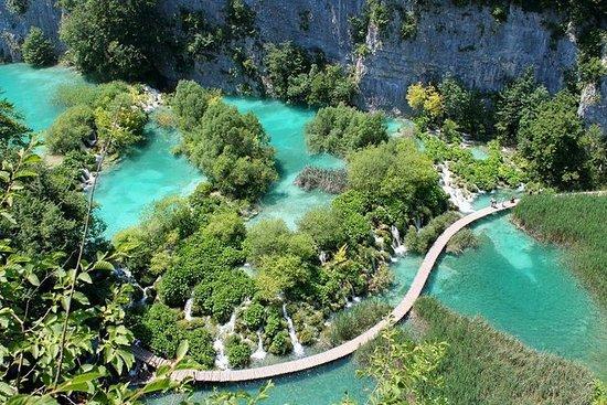 Tagesausflug zu den Plitvicer Seen ab...