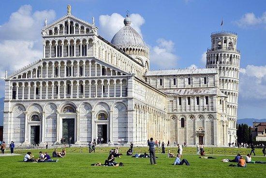 Pisa und Forte dei Marmi vom...