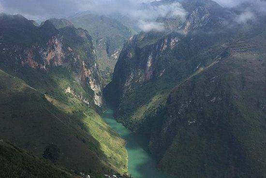 河江环路 - 东范地质公园2日游山区