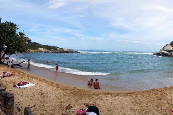 Parque Tayrona - Cabo San Juan