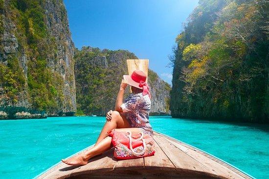 普吉岛一日游:Phi Phi,Maya,Bamboo和Maiton...