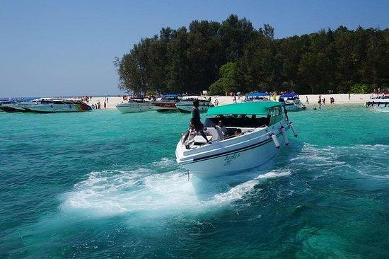 Tour di gruppo: da Phuket Phi Phi