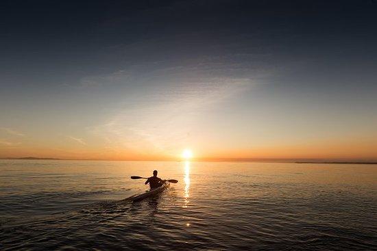 SUNSET KAYAKING | PulaKayak