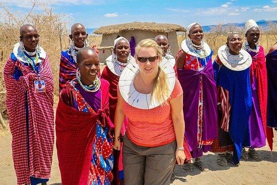 Tour del villaggio Masai e