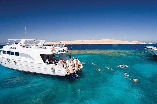 Da Sharm-El-Sheikh: viaggio al Diving