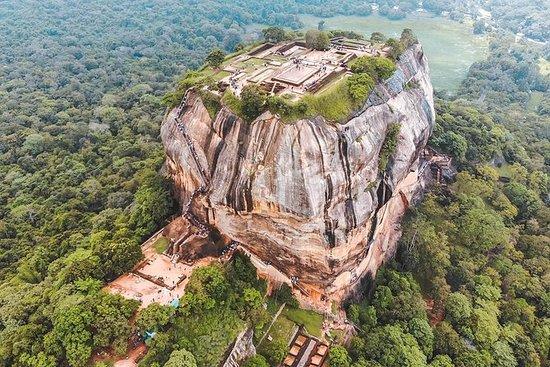 Dagstur til Sigiriya Rock...