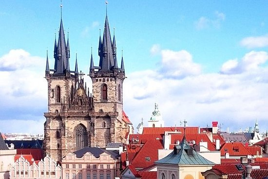 布拉格城市之旅