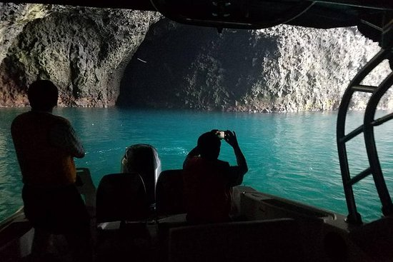 Blue Cave Boat Cruise