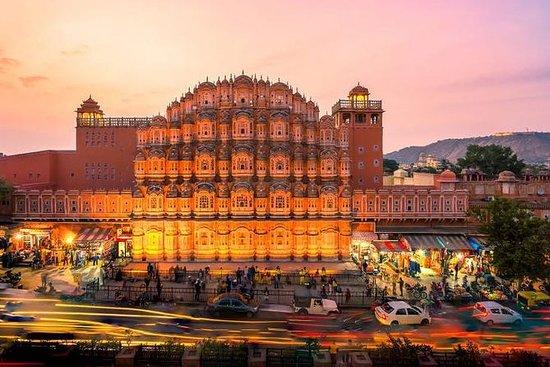 Excursão privada de dia em Jaipur...