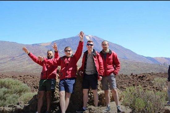 Vakker Teide opplevelse.
