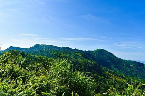 Expérience de randonnée à Keokradong...