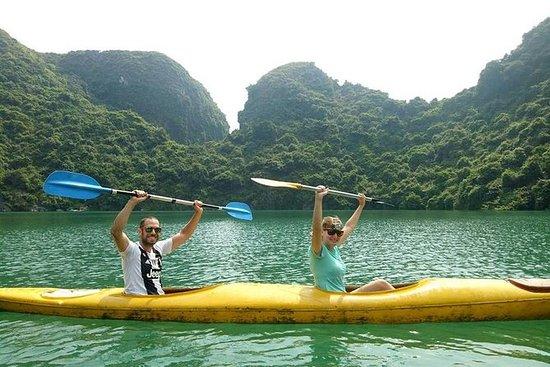 Halong Bay & Lan Ha Bay 2 Tage - 1 Nacht