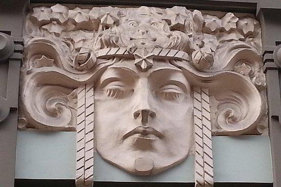 Art Nouveau Riga gira