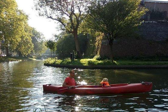 Utrecht Kayak Tour
