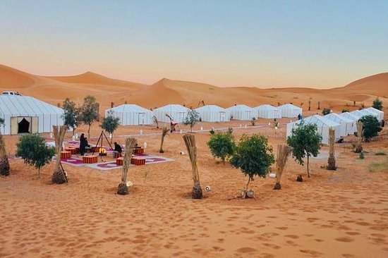從馬拉喀什到非斯的3天撒哈拉沙漠之旅