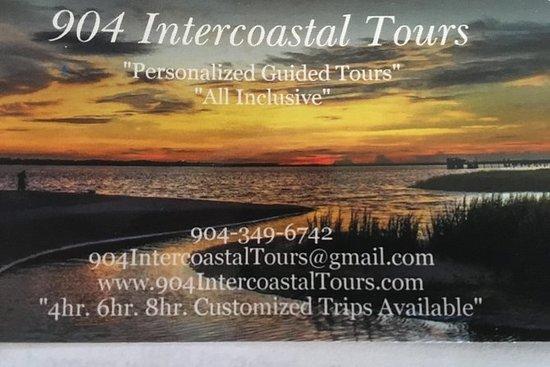 NE佛罗里达州沿岸个性化乘船游览4小时6小时8小时。一切都包括在内!