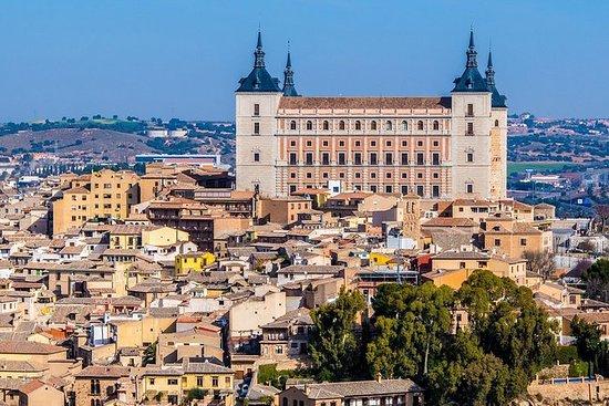 Entrada al Alcazar de Toledo