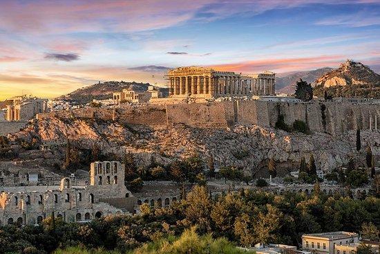 Visite privée d'Athènes classique et...