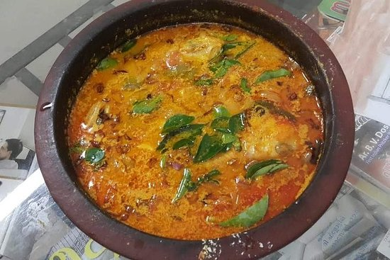 Kerala Style Cooking and Dining