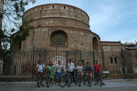 塞萨洛尼基:突出自行车之旅