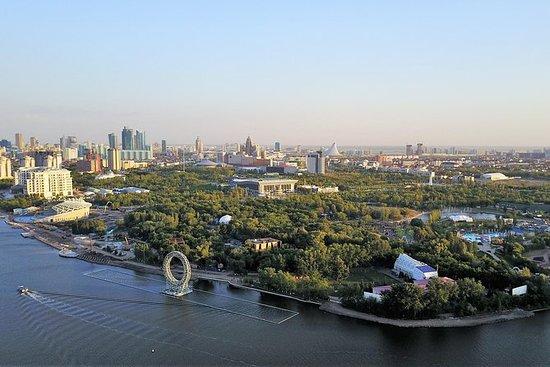 Nur-Sultan Planlagt Vandringstur
