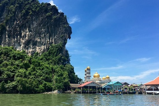 James Bond y más allá, Phang Nga Tour